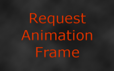 Request Animation Frame is not your (logic's) friend